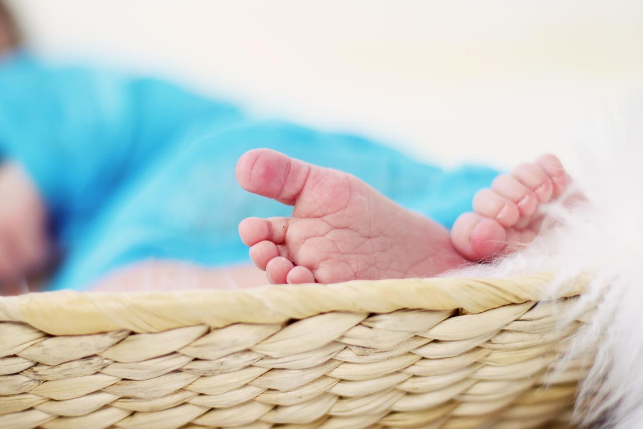 Ecografie de sold bebelus