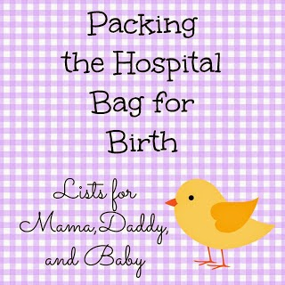 Bagajul pentru maternitate – nasterea la o clinica privata