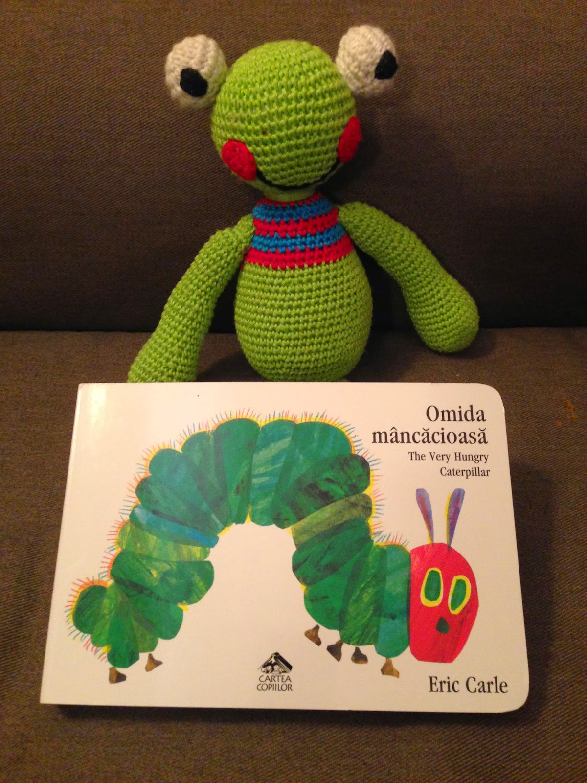 Idei de cadou pentru cei mici (1) – O carticica vesela