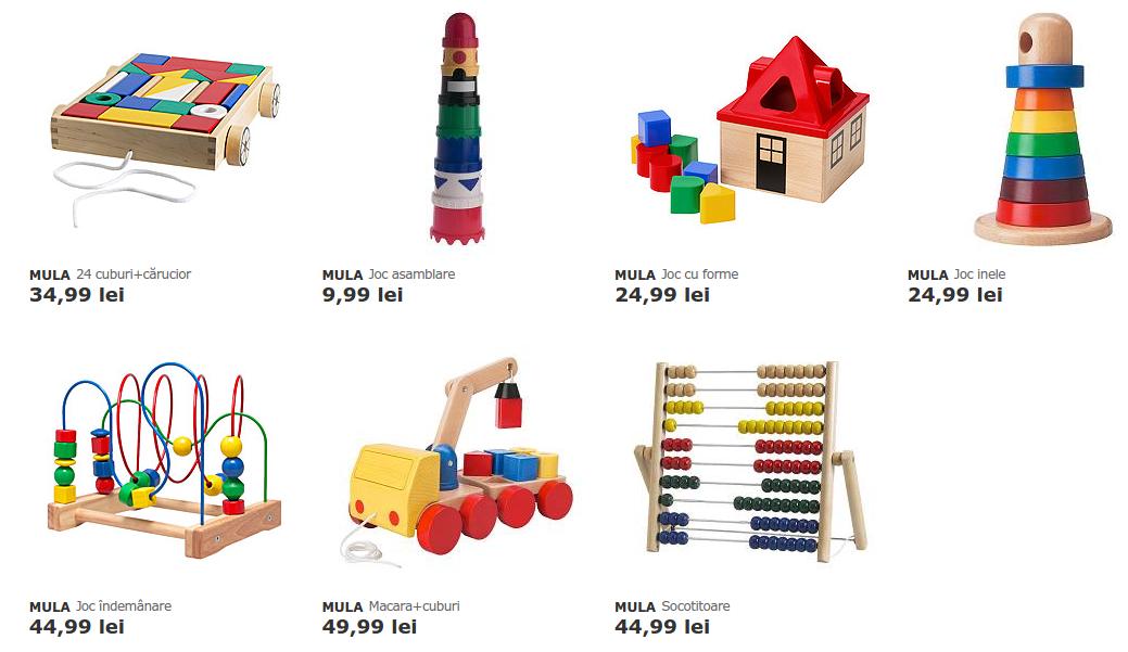 """Idei de cadou pentru copii (3) – Jucarii """"suedeze"""""""