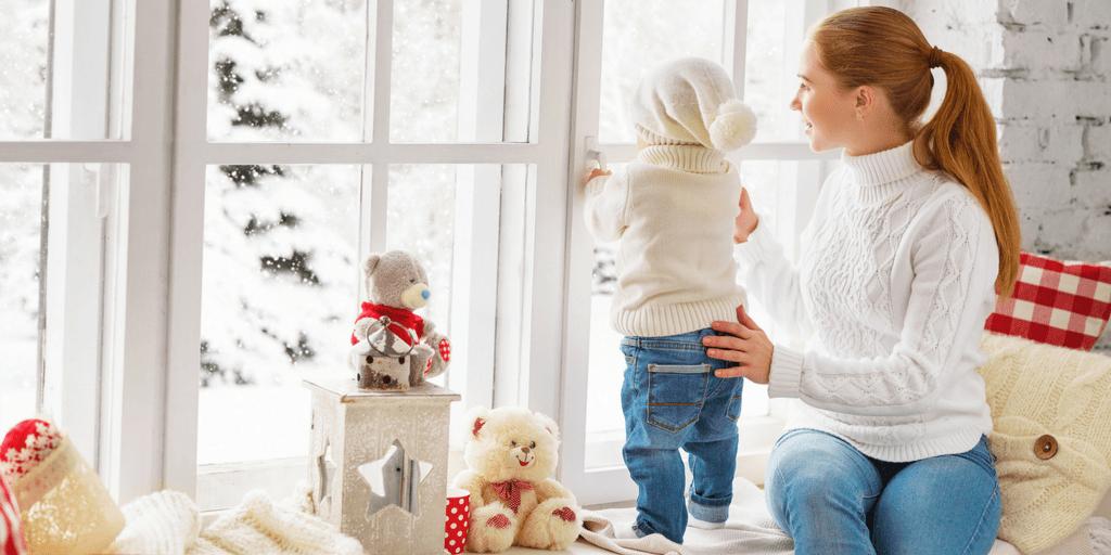 activitati de craciun pentru bebelusi