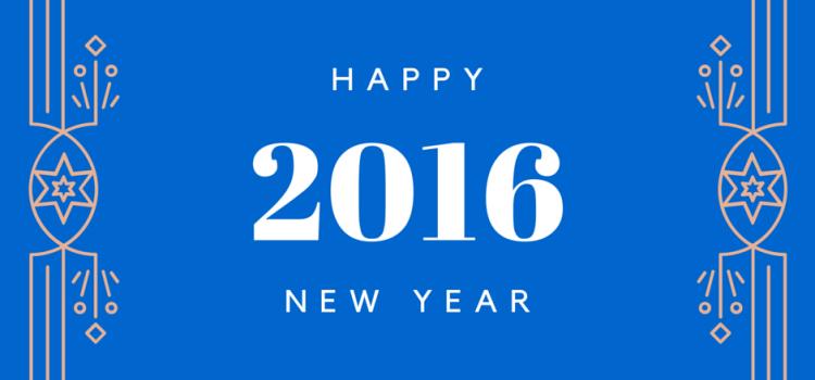 Obiectivele din 2015 – un bilant la final de an