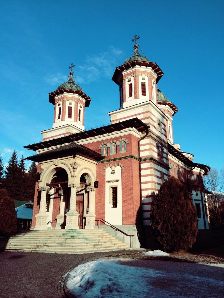 manastirea Sinaia, obiective valea prahovei