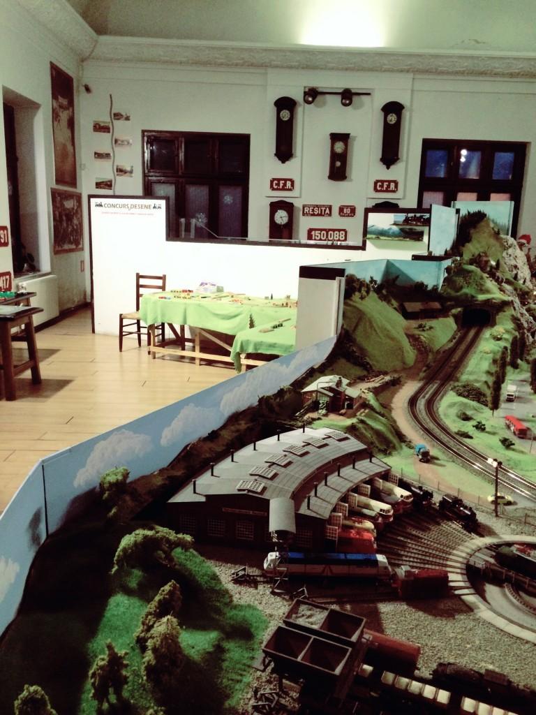 muzeul trenuletelor Sinaia, obiective Valea Prahovei