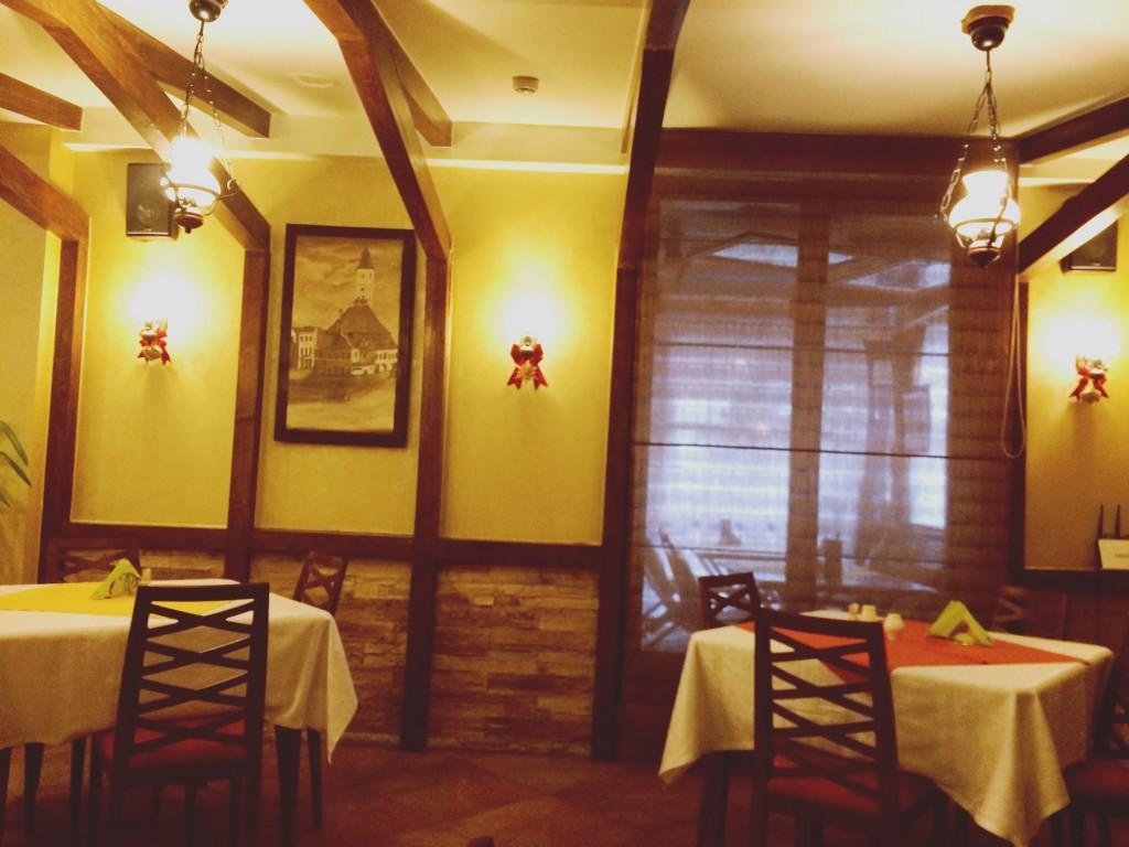 restaurant Casa Freya, Valea Prahovei