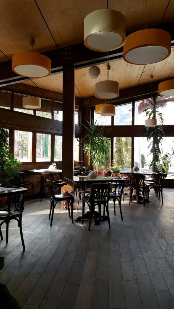 restaurant Kuib Sinaia, Valea Prahovei