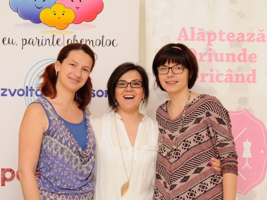 Ioana, Nicoleta si Ada
