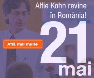 Conferinta Alfie Kohn