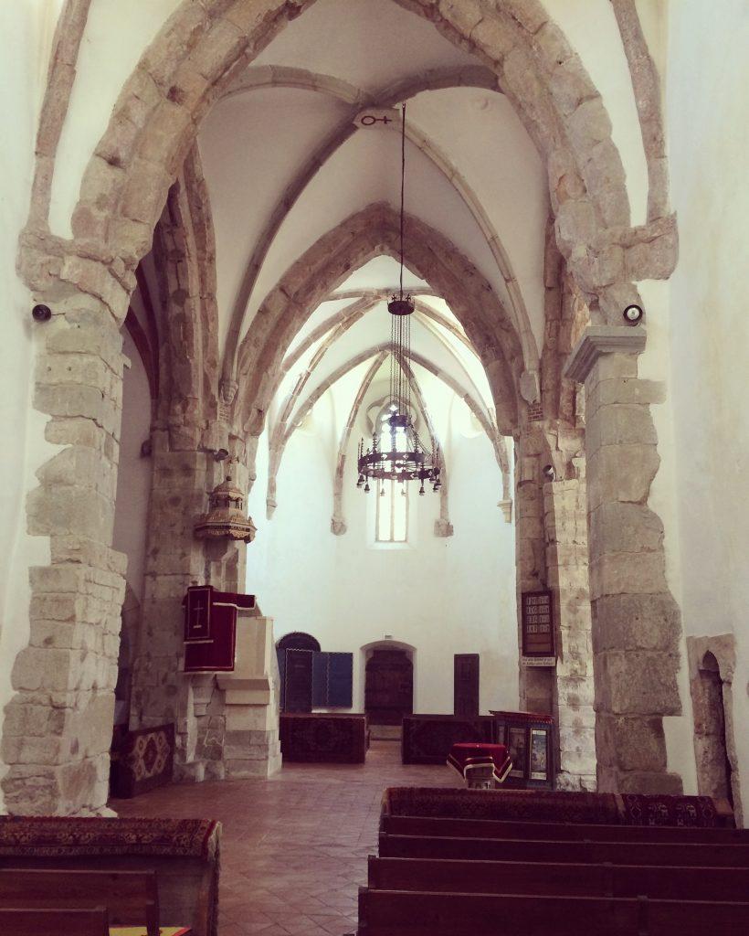 Prejmer, o biserica fortificata aparte