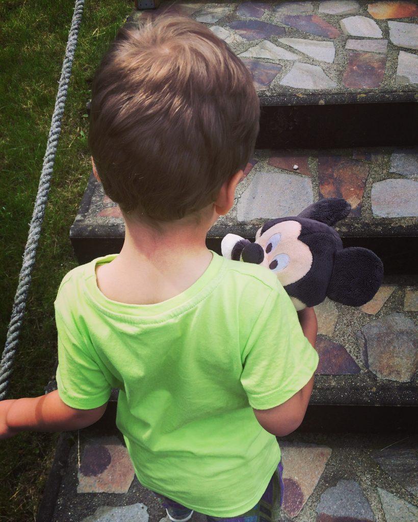 Dimineata alaturi de Mickey