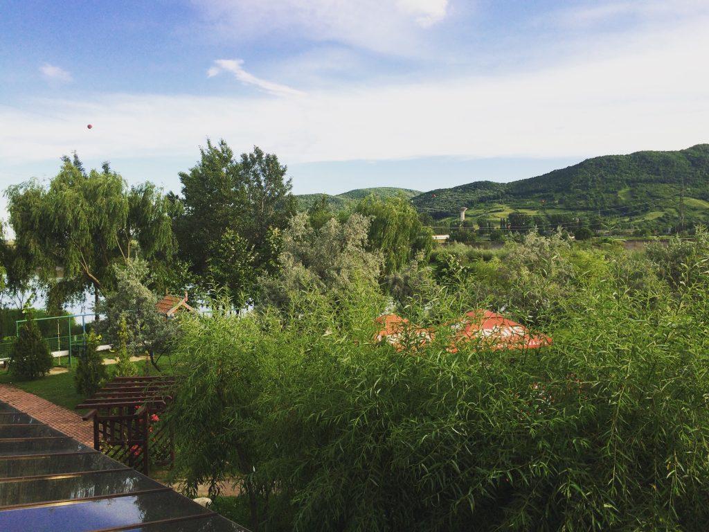 Priveliste de pe Valea Buzaului