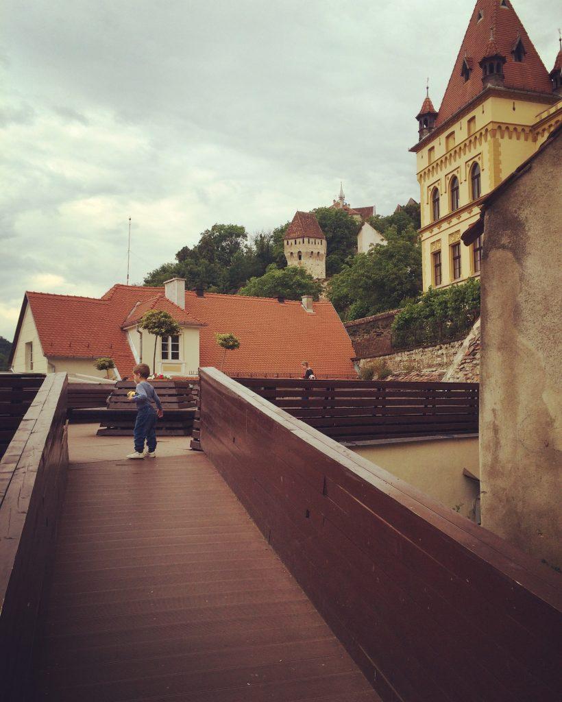road trip Transilvania