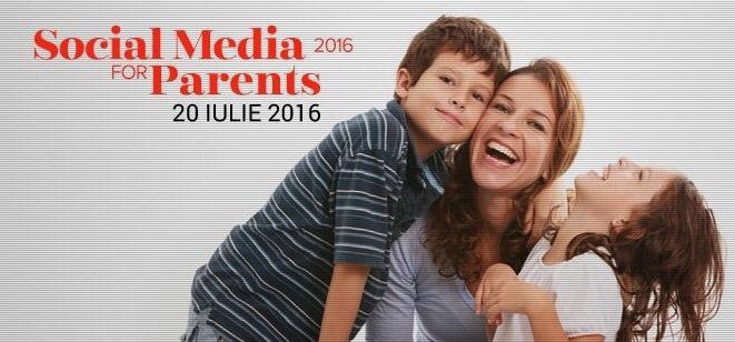 #smforparents16 – Un eveniment pentru comunitatea online de pareting
