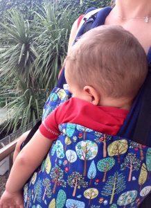 road trip cu un copil mic