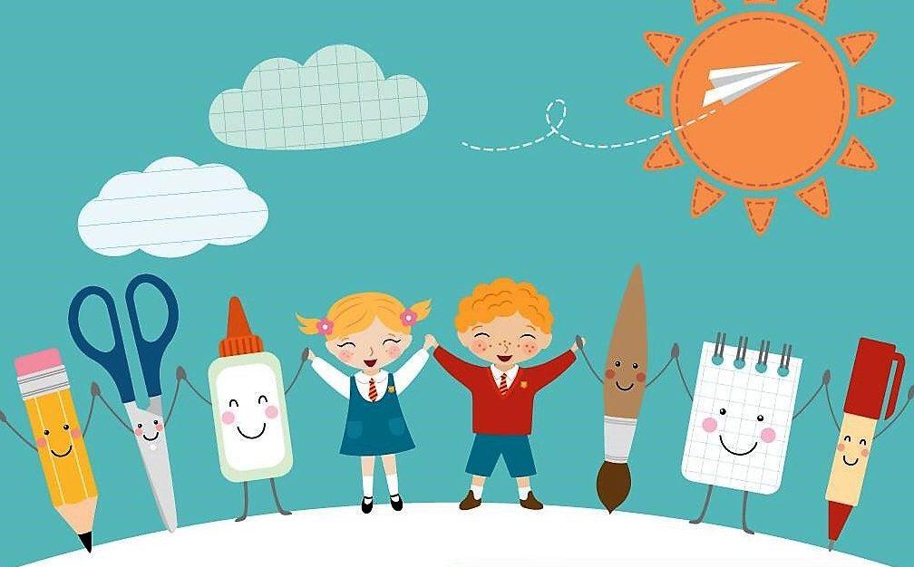 Cum poti darui rechizite copiilor de la SOS Satele Copiilor