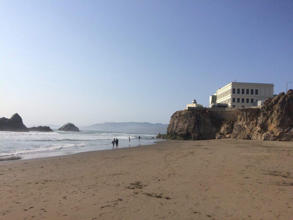 Plaja din San Francisco