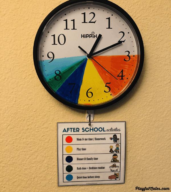 sfaturi pentru inceputul anului scolar