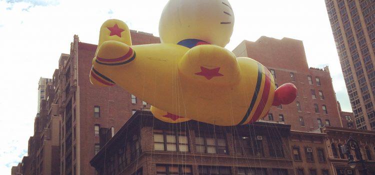 Macy's Thanksgiving Parade – un eveniment uimitor